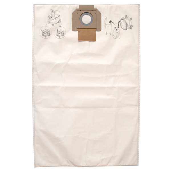 Mirka 1230 Fleece Dust Bags (5)
