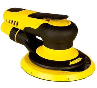 Mirka PROS 650CV 150mm Air Sander